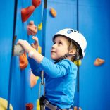Rock climbing grips for kids